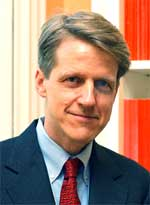 Robert Shiller, Real Estate Frofessor at Yale