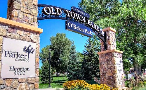 Parks abound in Parker as does open space and mountain views. Home prices are more affordable here too!