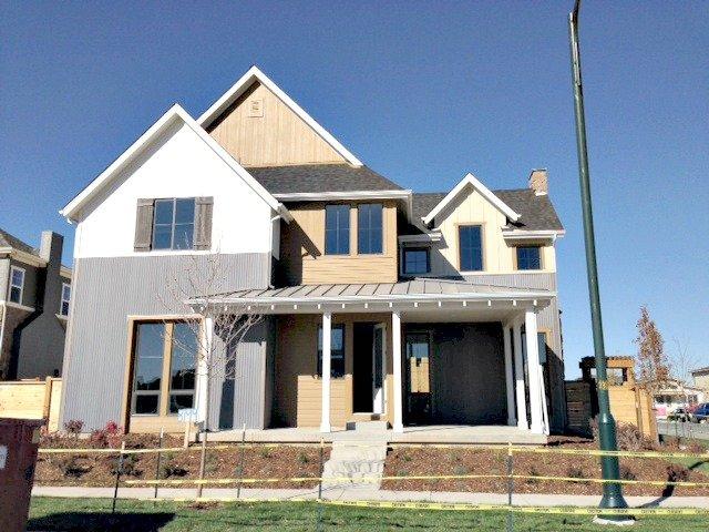 Stapleton Resale Home Not In Denver Mls