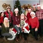 Christmas Realtors Offer Annual Photos