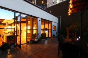 Downtown Denver Loft Balacony