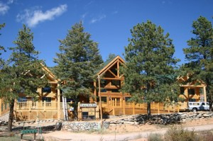 conifer colorado homes