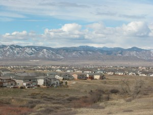 Highlands Ranch view