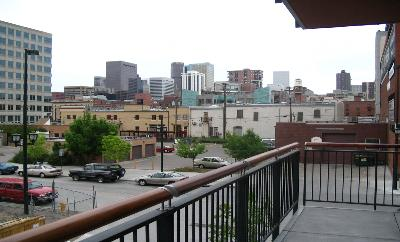 View From a LoDo Loft