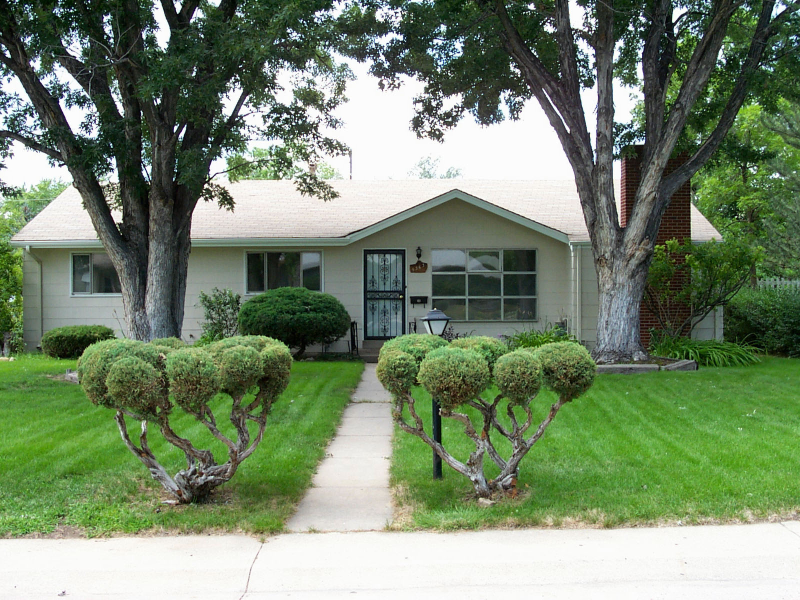 There is plenty of mortage money available for homes like this one in Littleton, Colorado. But, qualifing is more strict.