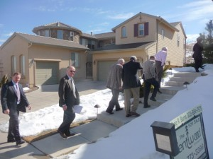 Kentwood Company Brokers Tour New Listings Every Week