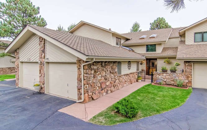 homes for sale at hiwan golf club community in evergreen