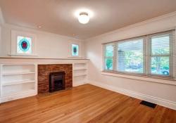 Typical Washington Park Living Room