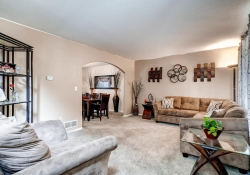 4815 Crystal Street Denver CO Living Room