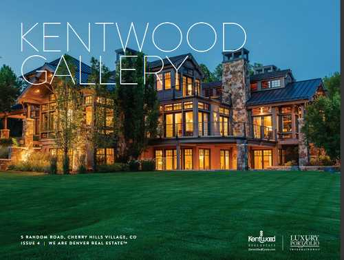 Denver Luxury real estate magazine