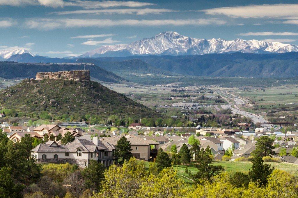 Castle Rock is one of Denver's best suburbs