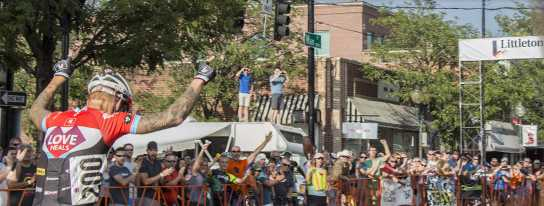Historic, suburban Littleton thrives with events all year long.