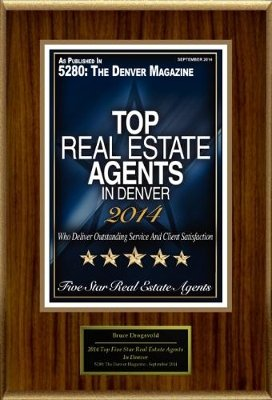 Many of our top relocation Realtors received the prestigious 5280 5 Star Professional Award