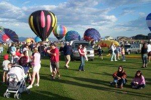 Erie Co Baloon Festival