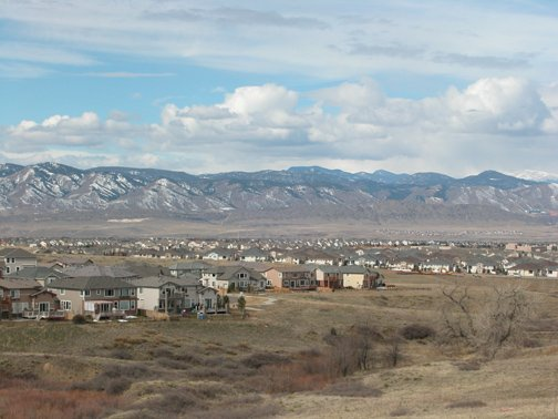 Highlands Ranch Colorado real estate