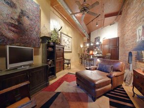 Downtown Denver Neighborhood Loft