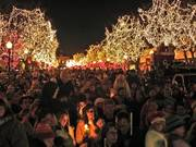 Downtown Littleton opens the Holiday Season with a Candlelight Walk