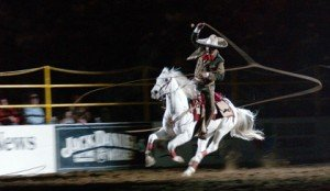 Charro at Denver Stock Show