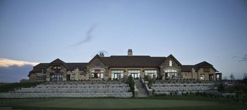 Clubhouse at Blackstone Country Club