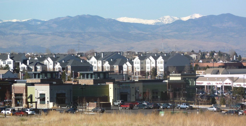 RidgeGate in Lone Tree Colorado