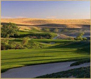 Blackstone golf and Colorado new homes