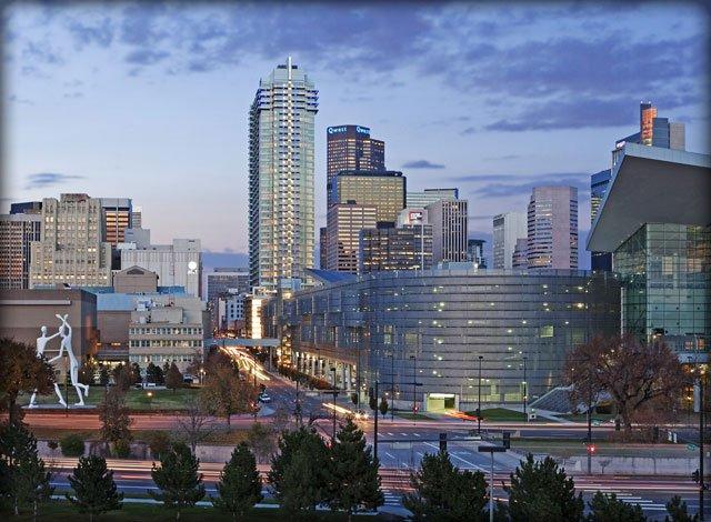 Best Downtown Denver Condos