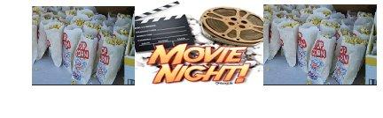 Denver neighborhood movie night at Lowry