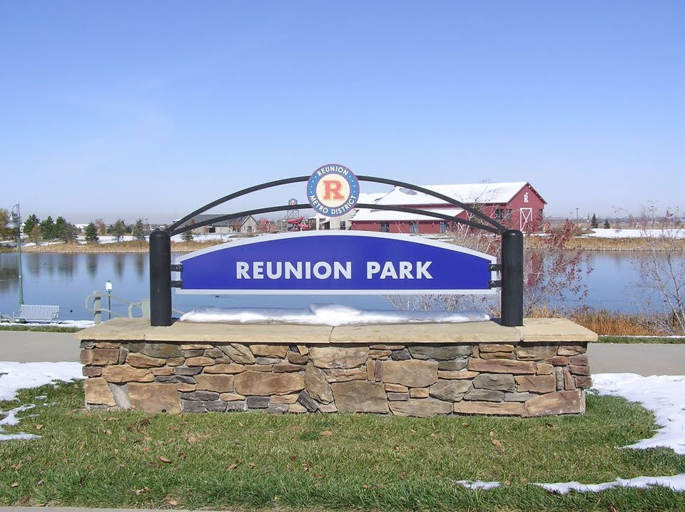Reunion Colorado Lake