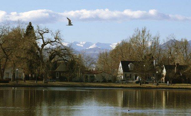Neighborhood Homes Live On Denver S Wash Park