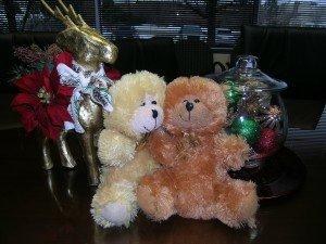 Realtor Christmas Bears