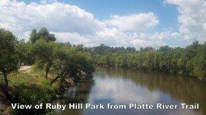 Platte River Denver