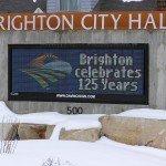 Happy Birthday Brighton, Colorado
