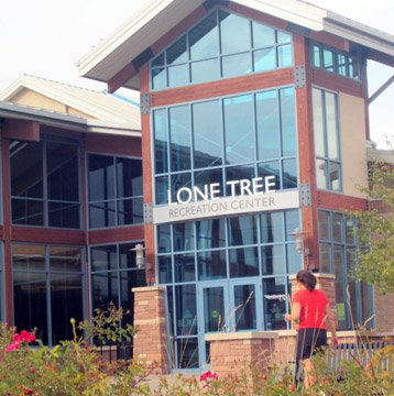 Lone Tree Recreation Center Near Heritage Hills