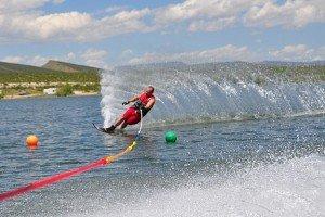 Lakewood Colorado waterskiing