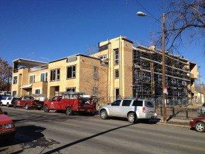 Lo-Hi is Lower Highlands neighborhood located just northwest of downtown Denver.