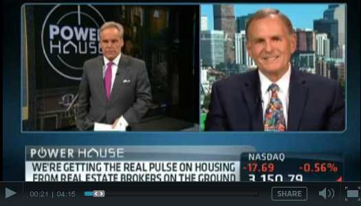 Denver real estate market on CNBC