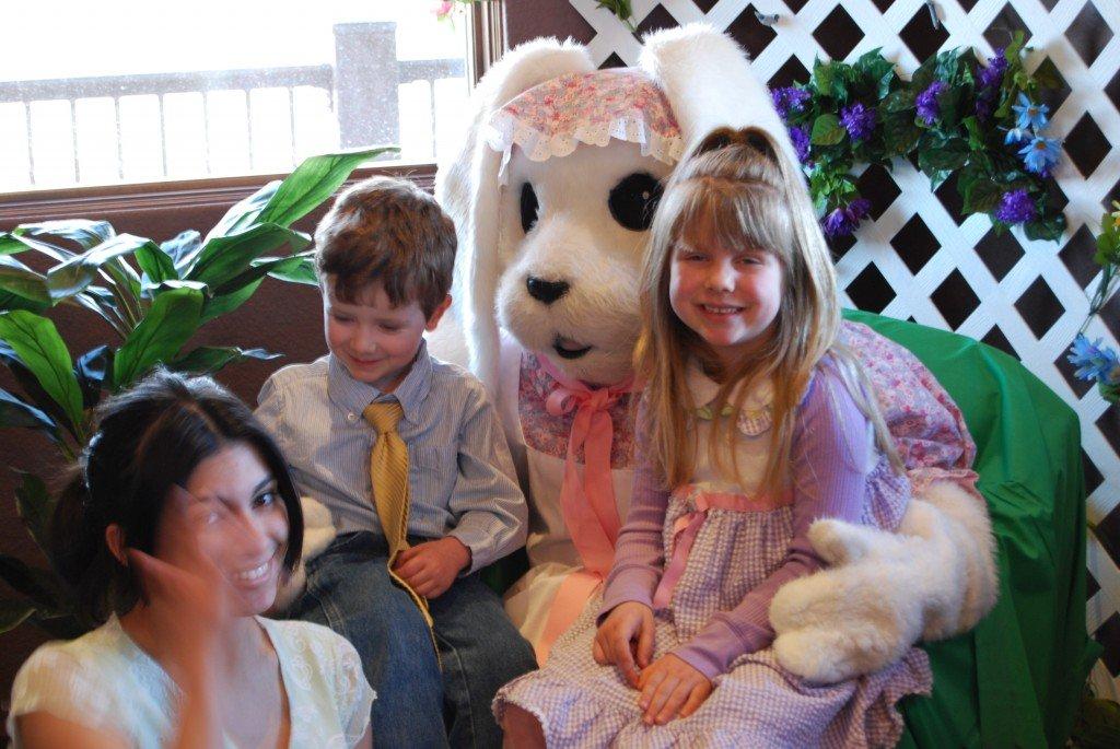 Parker Easter Bunny