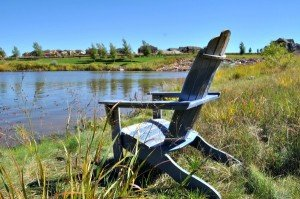 Chair at Southshore