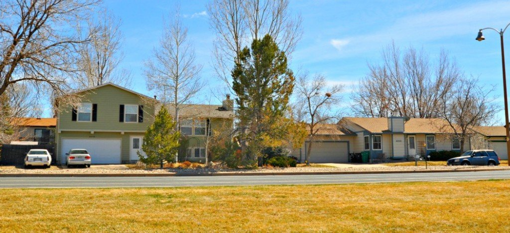 Aurora homes are just beginning to see a hint of Spring's green grass. But, the real estate market is already blooming.