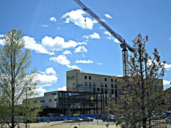 An Expanding Skyridge hospital is a welcome amenity for relocating home buyers.
