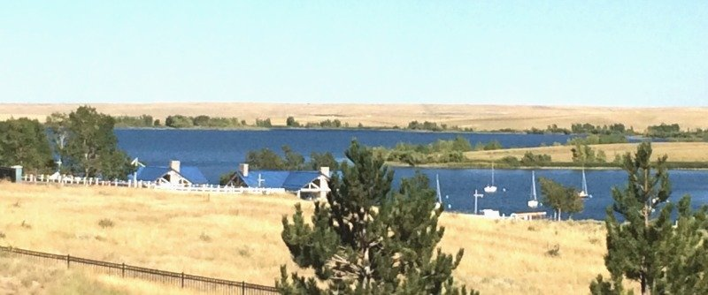 Beacon Point is popular with relocation buyers. It shares the Aurora Reservoir with Southshore.