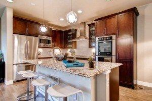 3554 Beeler St Denver CO 80238-small-010-2nd Floor Kitchen-666x444-72dpi
