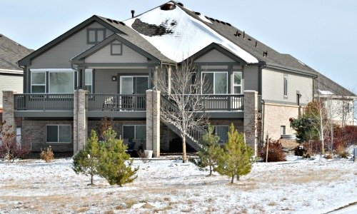 Heritage Eagle Bend Patio Homes In Aurora Colorado