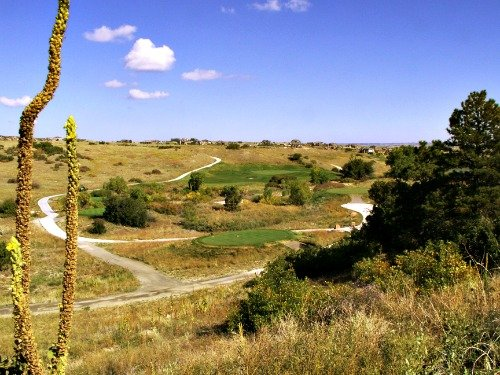 The advantage of living in the Parker and Castle Rock area of Denver is open space. We have plenty of it at Pradera where I live.