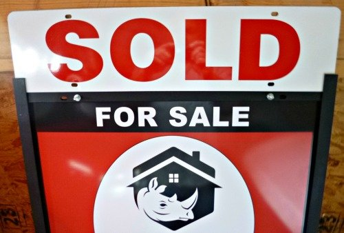 Would-be Denver home buyers are seeing too many of these signs.