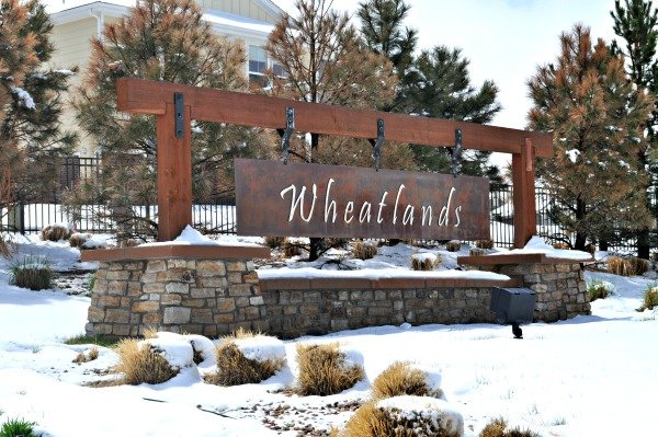 Wheatlands is also popular for new homes and previously owned homes.
