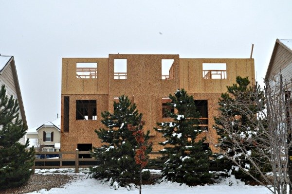The Aurora real estate market is forcing more buyers to build new homes with builders.