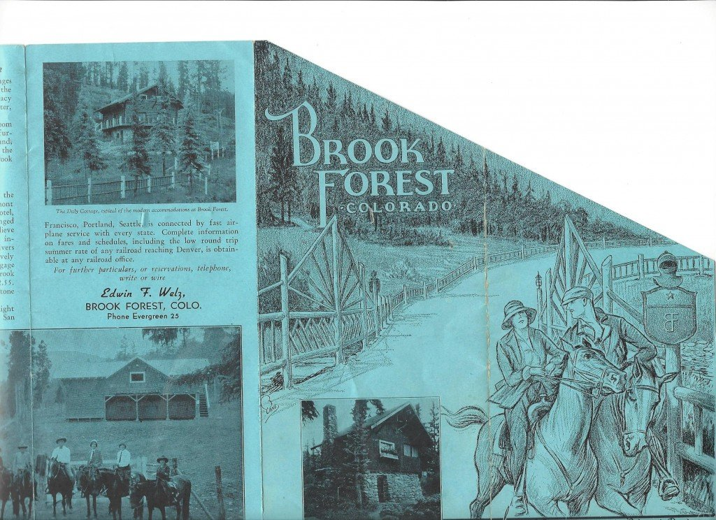 Brook Forest Inn Relocation