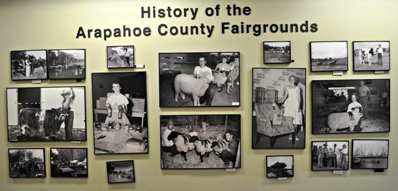 The County Fair is part of Aurora's history een before the twon was incorporated.