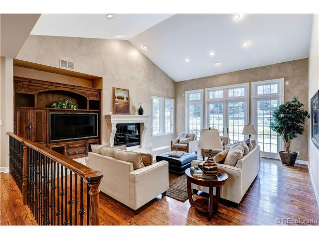 Model homes sell. That's why staging resale homes like this beauty works.